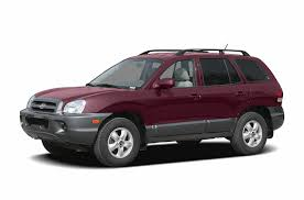 2005 hyundai santa fe new car test drive