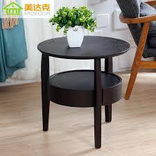 dark wood side table innovative small dark wood side table table round picture more dark