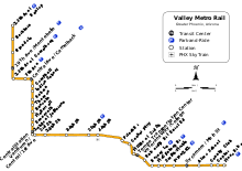 new light rail projects valley metro rail wikipedia