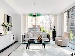 white living room table 13 white living rooms photos architectural digest