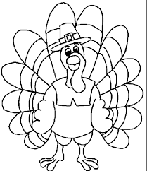 turkey for thanksgiving book thanksgiving turkey kids page coloring book
