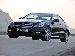 mercedes benz e class coupe uk 2010 pictures information