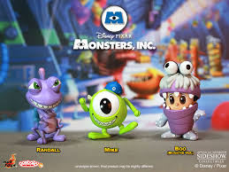 disney monsters cosbaby series complete vinyl