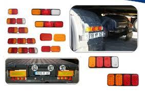 trailer tail lights for sale sale e mark led trailer light ip67 truck tail l waterproof