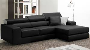 canapé d angle noir pas cher canape angle reversible royal sofa idée de canapé et meuble maison
