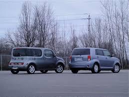 cube cars comparo 2011 nissan cube versus 2011 scion xb john leblanc u0027s