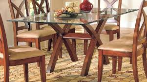pedestal base for glass table top cool and wood dining tables best