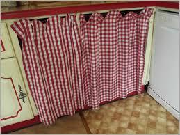 rideau sous evier cuisine rideaux cuisine cagne 981892 rideau sous evier cuisine