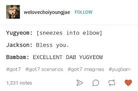 Tumblr Meme - handpicked got7 memes from tumblr got7 amino