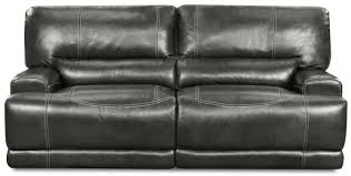 Recline Sofa by Denton Power Reclining Sofa Frontroom Furnishings