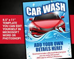 car wash fundraiser flyer flyer church flyer sport