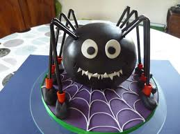 Halloween Spider Cakes by Halloween It Is Nearly Here Pretty Witty Cakes