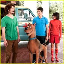 Scooby Doo Fime - robbie amell hayley kiyoko scooby doo curse of the lake