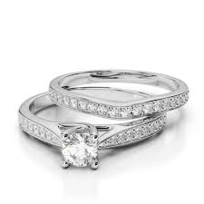 bridal sets rings bridal set rings in diamond gemstones ag sons bridal ring sets
