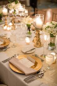 10 ideas for charger plates intimate weddings small wedding