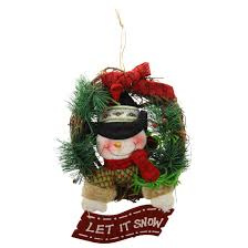 compare prices on snowman christmas wreath online shopping buy