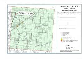 Property Lines Map 12411 Chambers Road Sunbury Oh 43074 Mls 217009445 Coldwell