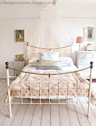 Antique White Metal Bed Frame Antique Looking Bed Frame White Antique Iron Metal Bed