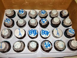 sweet tee u0027s cupcakes blue safari baby shower cake and cupcakes