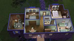 sims 3 floor plans family homes zone