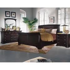 reflections bedroom set reflections sleigh bedroom set magnussen furniture cart