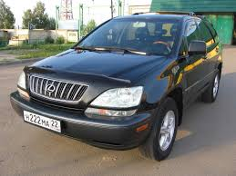 harrier lexus rx300 1997 lexus rx300 news reviews msrp ratings with amazing images