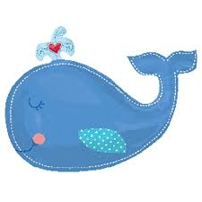 baby shower whale theme baby shower whale clipart 56