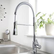 kitchen faucet with pull down sprayer wonderful pull down kitchen faucet single handle two spouts kitchen