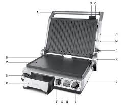 Breville Die Cast Smart Toaster The Smart Grill Online Customer Service From Breville