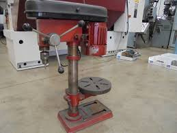 sealey gdm 50a 5 b radial pillar drill on auction now at apex
