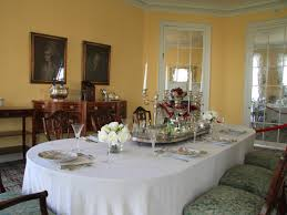 feeling young scrappy and hungry have a hamilton inspired the dining room at the hamilton grange national memorial in new york city from a historical perspective there are scant clues into alexander hamilton s