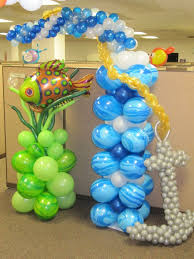 Balloon Decoration For Baby Shower 21 Best Theme Balloons Images On Pinterest Balloon Ideas