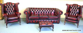 Chesterfield Wing Armchair Chesterfield Suites In Ireland From Moy Antiques Quality Interior