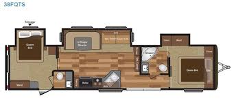 new 2017 keystone rv hideout 38fqts destination trailer at flagg