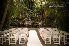 wedding venues miami grotto in pink the cooper estate miami fl wedding