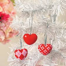heart decorations home valentine tree ornaments orientaltrading com