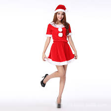 girls santa dresses probrains org