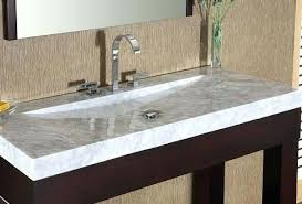 Bathroom Vanity Top Endearing Bathroom Vanity Tops Lowes Home Gallery Idea