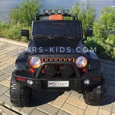 kids jeep wrangler купить детский электромобиль jeep wrangler черный в екатеринбурге