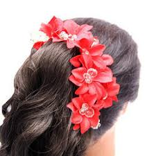 hair flower hair flower clip at rs 250 baalon ke clip new fashion