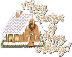 merry happy holidays by bruce w robida