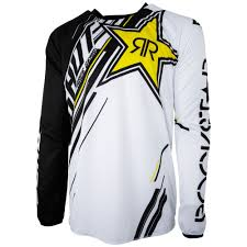 shot motocross gear shot contact rockstar jersey demon tweeks