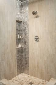 Bathroom  Showers Without Glass With Tiled Shower Ideas Walk - Bathroom shower stall tile designs