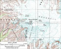 Pavlof Volcano Map Skiing The Pacific Ring Of Fire And Beyond Mount Wrangell