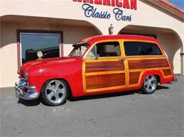 1951 ford woody wagon for sale on classiccars com 3 available