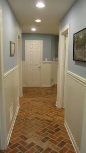 Hardwood Flooring Sealer Rutherford Brick Tile Hall Providence Color Mix And A Semi Gloss