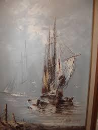 oil on canvas original painting
