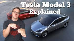 tesla model 3 explained specs features and price why i