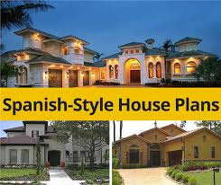 Spanish Style Floor Plans by Spanish House Plans Capture The Essence Of The Mediterranean
