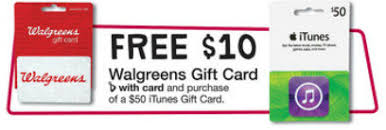 target itunes card black friday itunes gift card deals at target and walgreens